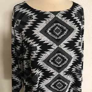 Attitudes by Renee Tops - Attitudes by Renee tunic